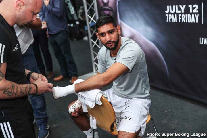 Amir Khan Billy Dib