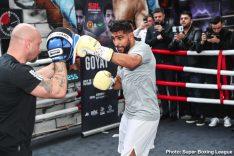 - Latest Amir Khan Khan vs. Goyat Neeraj Goyat
