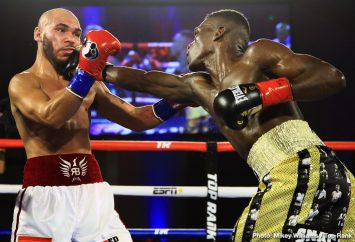 - Latest Commey vs. Beltran Ray Beltran Richard Commey Teofimo Lopez Top Rank Boxing