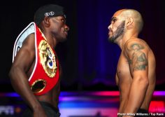 Latest Commey vs. Beltran Ray Beltran Richard Commey Top Rank Boxing