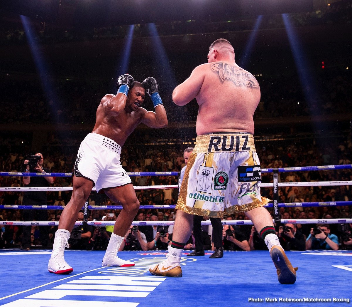 Andy Mannah andre ward dissects joshua vs. ruiz rematch ⋆ boxing news 24