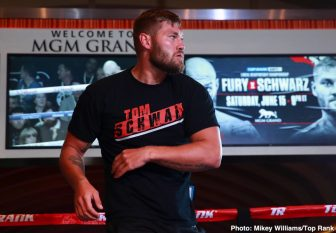 - Latest Tyson Fury