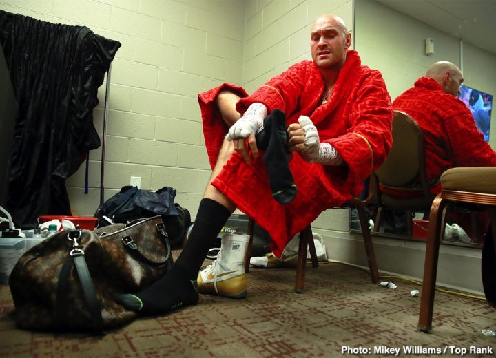 Deontay Wilder Tyson Fury Bob Arum Fury vs. Wallin Luis Ortiz Otto Wallin Wilder vs. Ortiz
