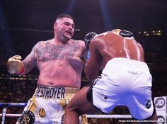 - Latest Anthony Joshua Andy Ruiz Jr Buatsi vs. Periban Chris Algieri DAZN Joshua Buatsi Joshua vs. Ruiz Jr Marco Antonio Periban Matchroom Boxing Tommy Coyle