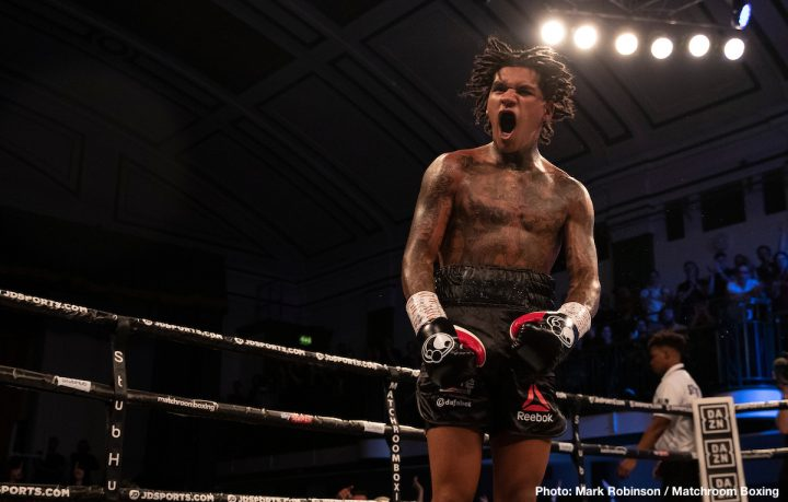 - Latest Conor Benn Dina Thorslund
