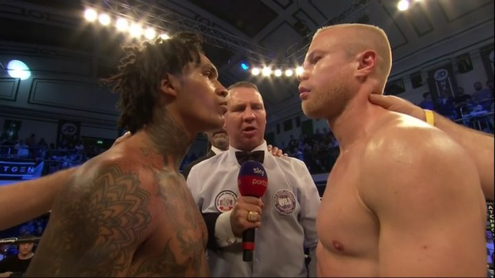 Latest Conor Benn