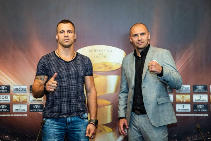 - Latest Briedis vs. Glowacki Krzysztof Glowacki Mairis Briedis World Boxing Super Series