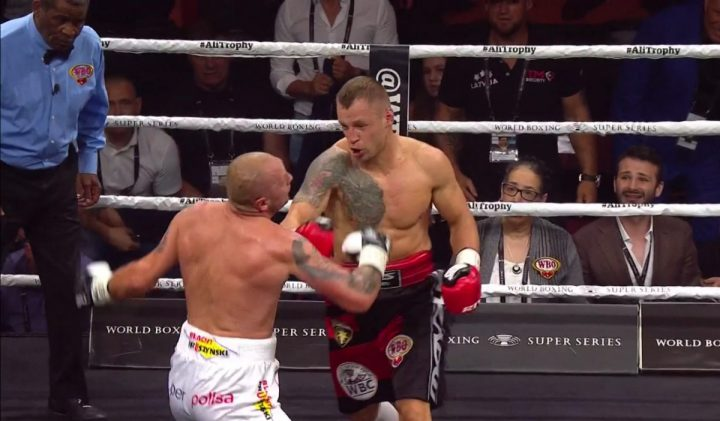 Latest Briedis vs. Glowacki Krzysztof Glowacki Mairis Briedis World Boxing Super Series
