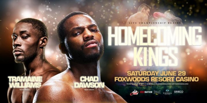 - Latest Chad Dawson