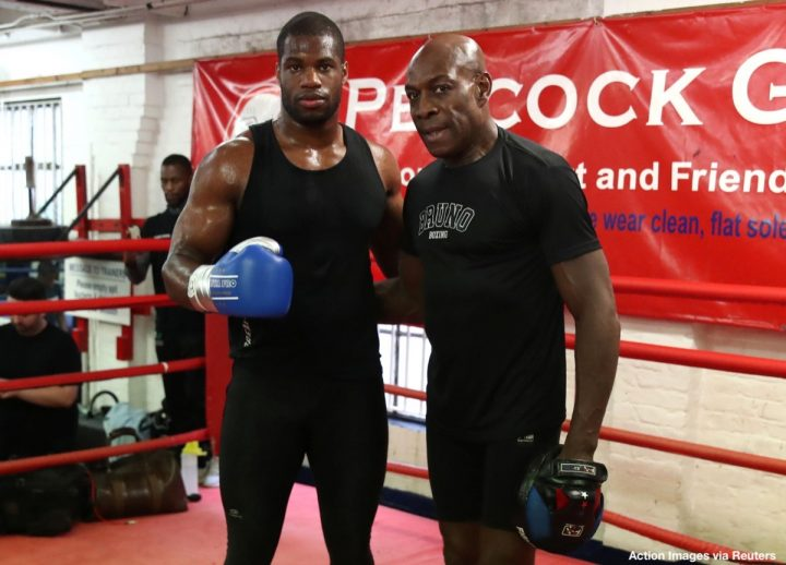 - Latest Daniel Dubois Dubois vs. Gorman
