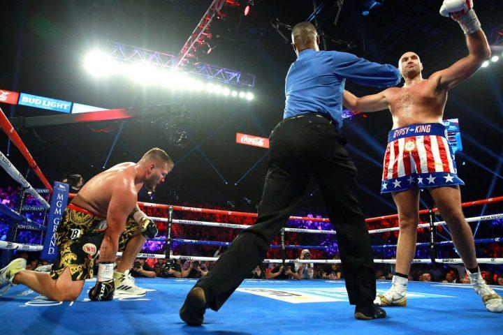 Tyson Fury ESPN Tom Schwarz Top Rank Boxing