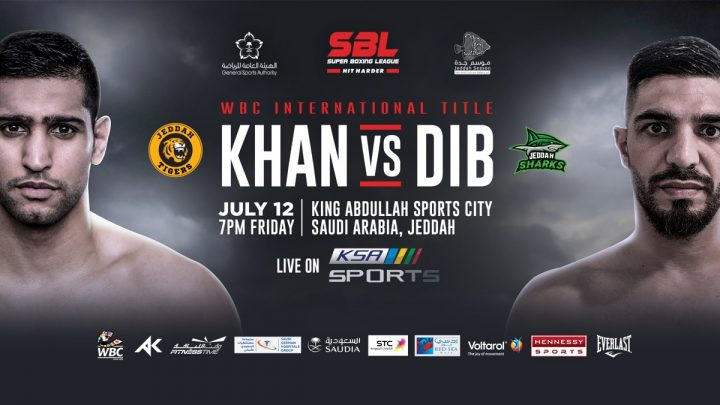 - Latest Amir Khan Khan vs. Dib