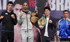 - Latest Dubois vs. Gorman Jazza Dickens Rob Brant Ryota Murata