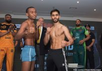 - Latest Amir Khan Billy Dib Samuel Peter