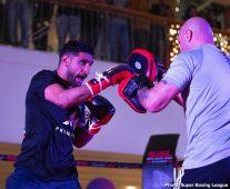 - Latest Amir Khan Samuel Peter Hughie Fury Khan vs. Dib