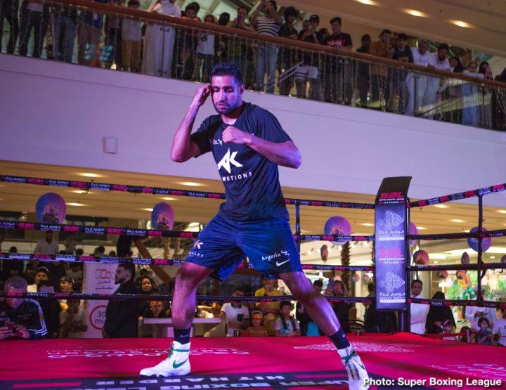 Amir Khan Keith Thurman Manny Pacquiao Pacquiao vs. Thurman