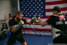 - Latest Caleb Plant Efe Ajagba Mike Lee Plant vs. Lee Premier Boxing Champions
