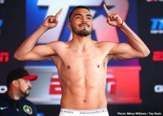 - Latest ESPN Lopez vs. Nakatani Masayoshi Nakatani Teofimo Lopez Top Rank Boxing