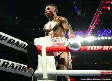 - Latest Shakur Stevenson top rank