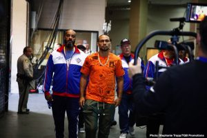 Keith Thurman says he's fighting Errol Spence in 2021