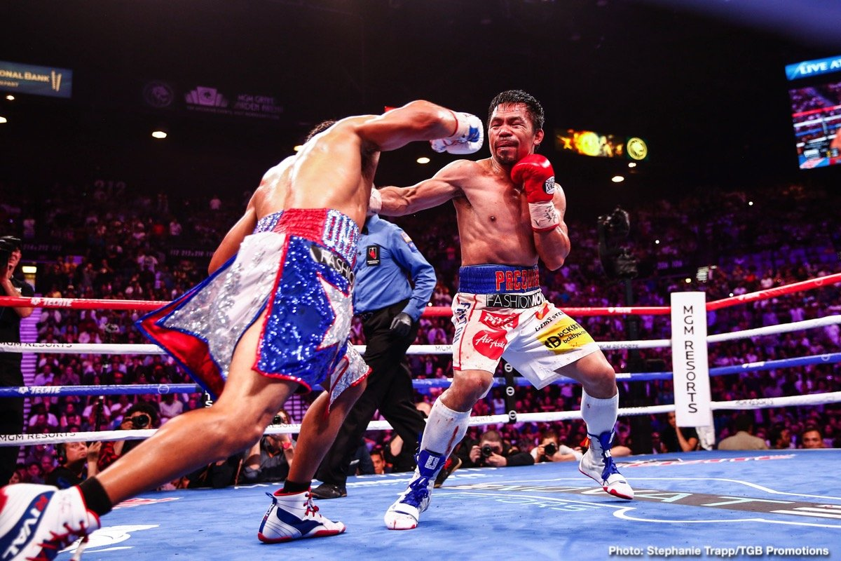 Errol Spence Jr Manny Pacquiao Mikey Garcia Terence Crawford