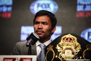 Teddy Atlas predicts Crawford will retire Pacquiao