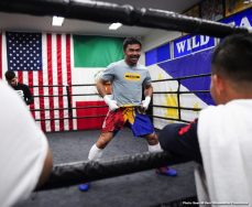 - Latest Keith Thurman Manny Pacquiao Fox Sports pay-per-view Pacquiao vs. Thurman
