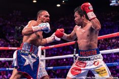 Keith Thurman Manny Pacquiao