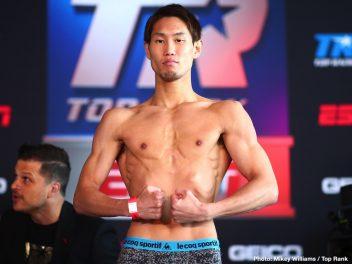 Latest Lopez vs. Nakatani Masayoshi Nakatani Maxim Dadashev Subriel Matías Teofimo Lopez Top Rank Boxing