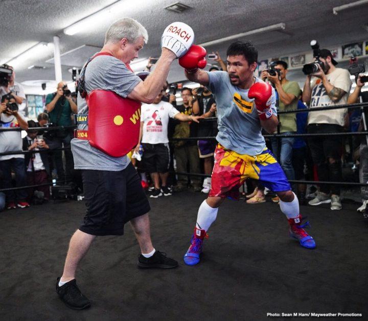 Keith Thurman Manny Pacquiao Timothy Bradley FOX Sports PPV Pacquiao vs. Thurman