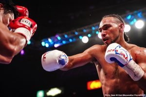 Keith Thurman wants Manny Pacquiao rematch in 2020