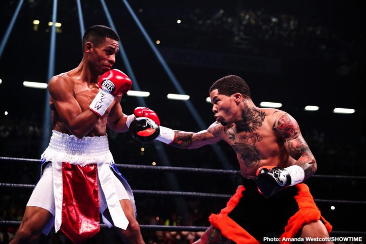 Floyd Mayweather Jr Gervonta Davis Davis vs. Farmer Davis vs. Nunez Showtime World Championship Boxing Tevin Farmer