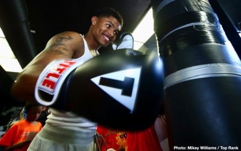 - Latest ESPN Shakur Stevenson Top Rank Boxing
