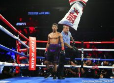 Latest ESPN Top Rank Boxing