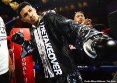 Latest ESPN Lopez vs. Nakatani Masayoshi Nakatani Subriel Matías Teofimo Lopez Top Rank Boxing