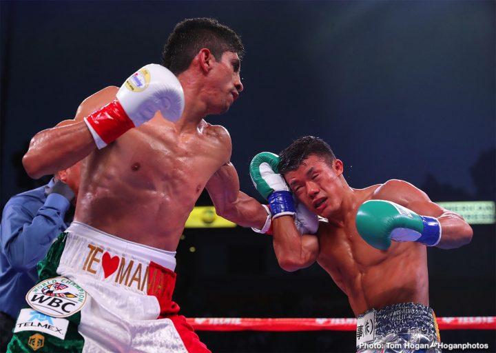 """Latest DAZN Diego De La Hoya Rey Vargas Ronny Rios Tomoki """"El Mexicanito"""" Kameda Vargas vs. Kameda"""