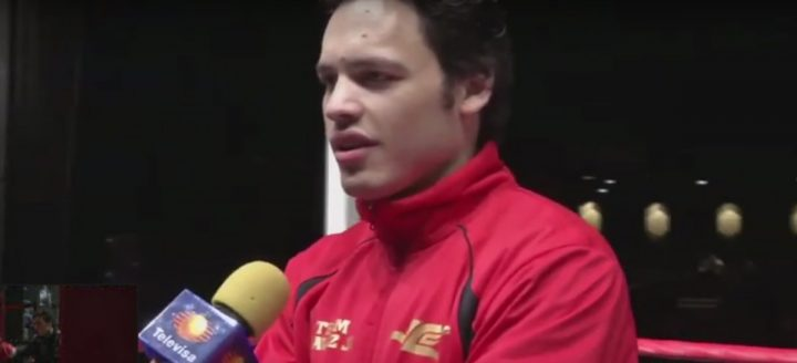 Julio Cesar Chavez Jr. Chavez Jr. vs. Bravo Evert Bravo