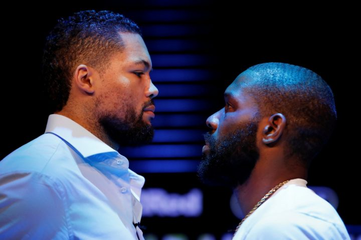 - Latest Archie Sharp Bryant Jennings Joe Joyce Joyce vs. Jennings Liam Williams