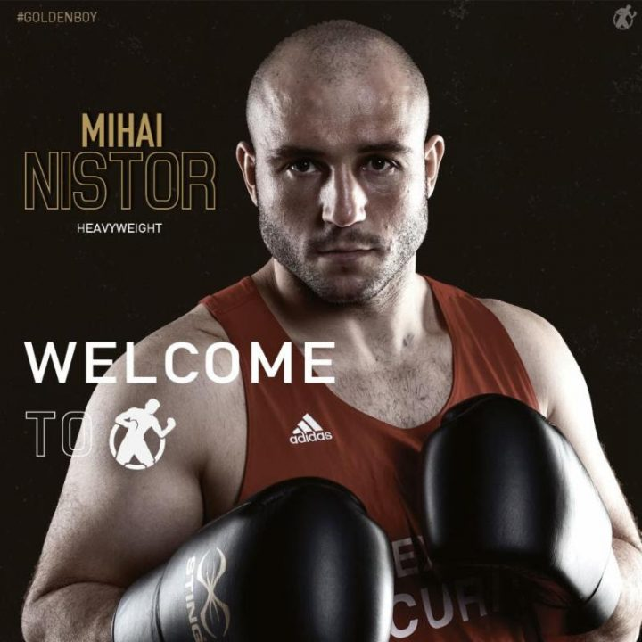 - Latest Chayaphon Moonsri Golden Boy Promotions Mihai Nistor