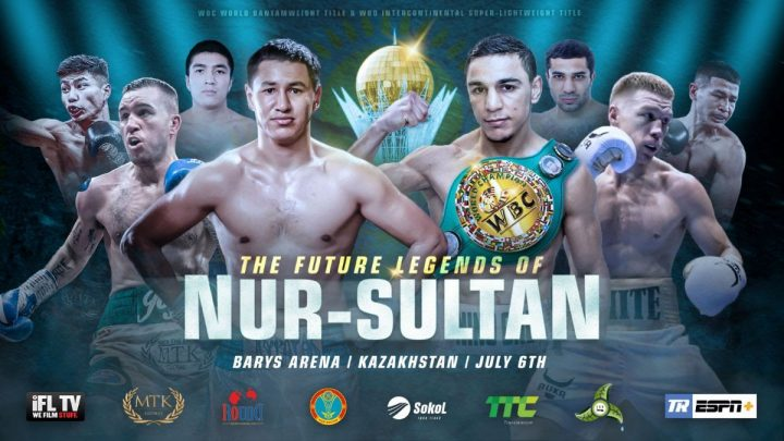 Latest Arthur Villanueva Nordine Oubaali top rank