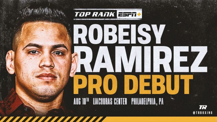 - Latest Robeisy Ramirez top rank