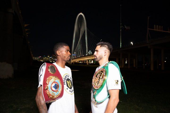 - Latest DAZN Hooker vs. Ramirez Jose Carlos Ramirez Matchroom Boxing Maurice Hooker top rank