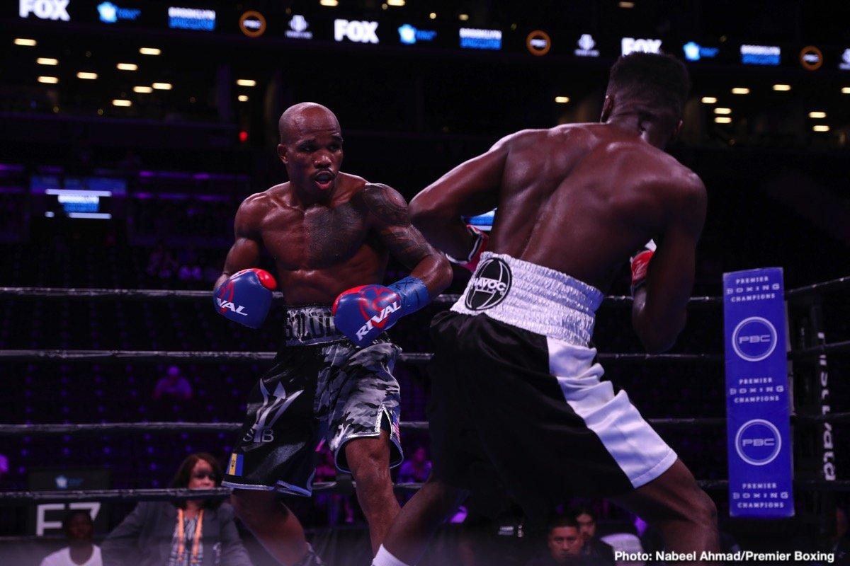 Boxing Results: Kownacki beats Arreola and Pascal defeats Browne