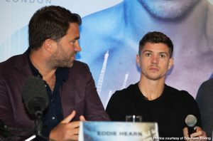 "Luke Campbell vows to ""punish"" Ryan Garcia for his trash-talking"