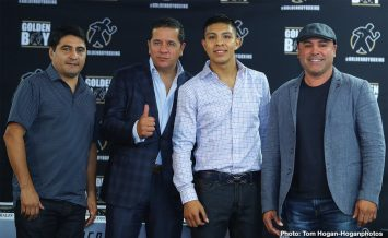 - Latest Avery Sparrow Garcia vs. Sparrow Jaime Munguia Munguia vs. Allotey Patrick Allotey Ryan Garcia