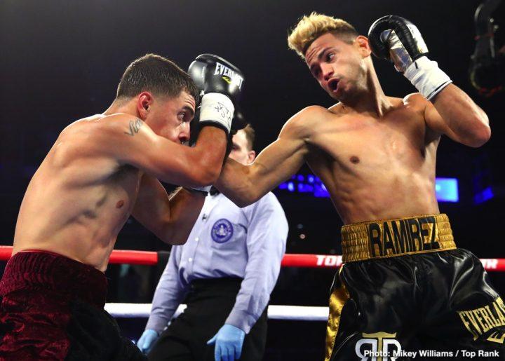 Latest Adan Gonzales Gonzales vs. Ramirez Robeisy Ramirez