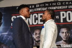 - Latest Anthony Dirrell Errol Spence Jr Robert Guerrero Shawn Porter David Benavidez Spence vs. Porter