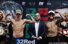 Latest Conlan vs. Ruiz Diego Alberto Ruiz Michael Conlan MTK Fight Night
