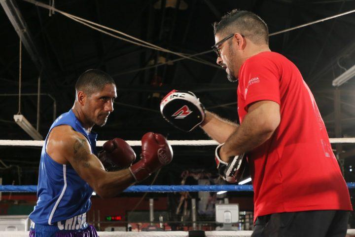 - Latest Brandon Figueroa Figueroa vs. Chacon Javier Nicolas Chacon Premier Boxing Champions