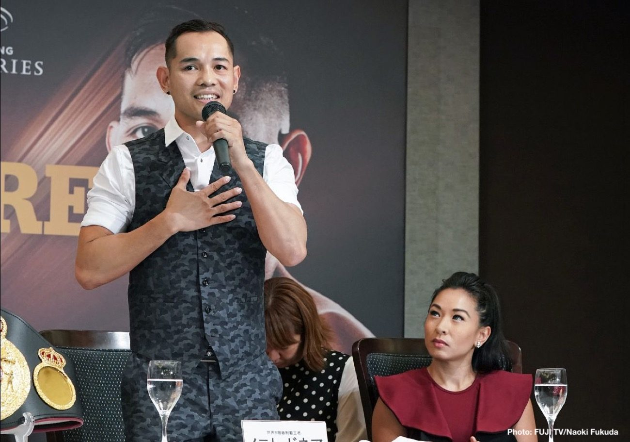 Nonito Donaire Motivated For The Takeover At 118 Boxing News 24